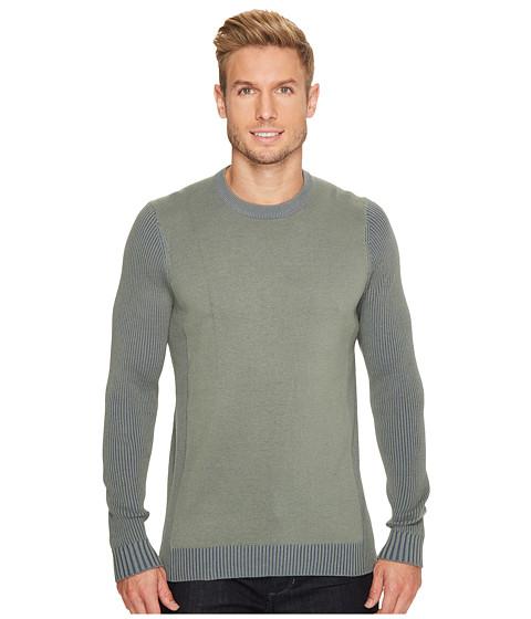 Imbracaminte Barbati Ecoths Conroy Sweater Agave Green