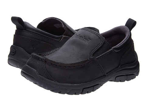 Incaltaminte Baieti Timberland Discovery Pass Slip-On (ToddlerLittle Kid) Black