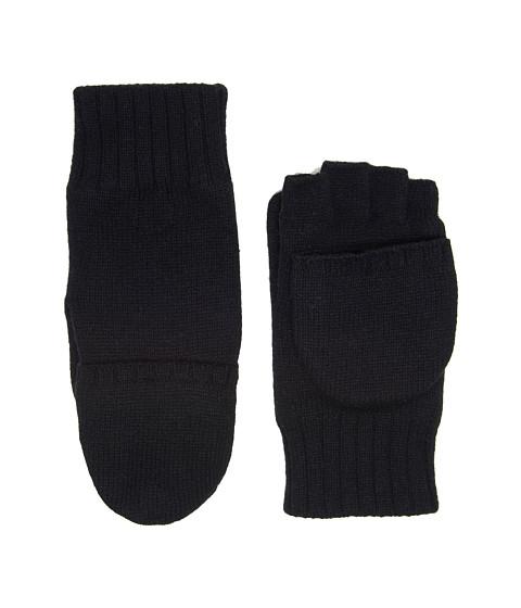 Accesorii Barbati UGG Classic Knit Flip Mittens Black