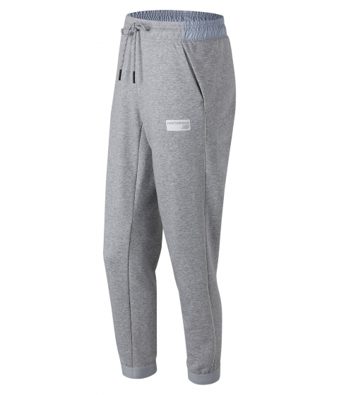 Incaltaminte Femei New Balance NB Athletics Tapered Pant Grey