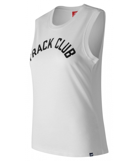 Incaltaminte Femei New Balance Essentials Muscle Tank White