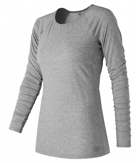Incaltaminte Femei New Balance Intensity Long Sleeve Grey