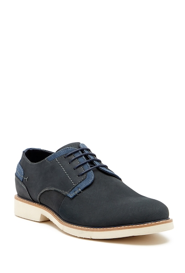Incaltaminte Barbati Steve Madden Stoker Oxford NAVY LEATH