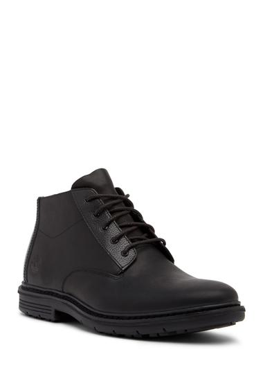 Incaltaminte Barbati Timberland Naples Trail Leather Chukka Boot BLACK