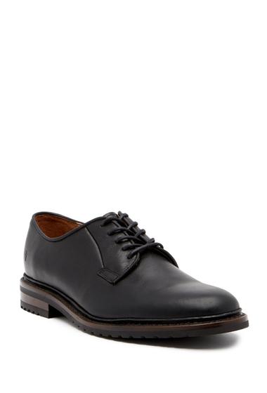 Incaltaminte Barbati Frye Jones Plain Toe Oxford BLACK
