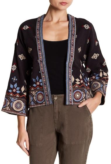 Imbracaminte Femei Joie Brianny Open Front Knit Jacket CAVIAR