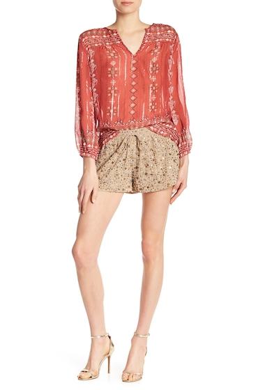 Imbracaminte Femei Joie Joselle Embellished Shorts NUDE