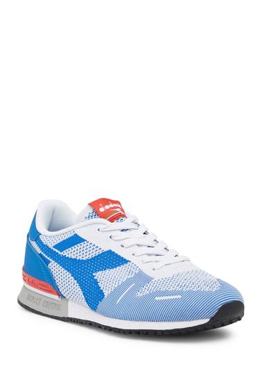 Incaltaminte Barbati Diadora Heritage Titan Weave Sneaker BLUE MEDITERRANEAN
