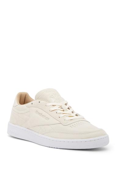 Incaltaminte Barbati Reebok Club 85 Leather Sneaker CLASSIC WHITE
