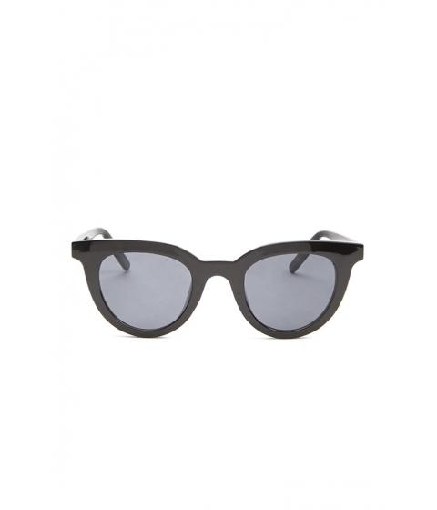 Ochelari Femei Forever21 Square Sunglasses BLACKBLACK