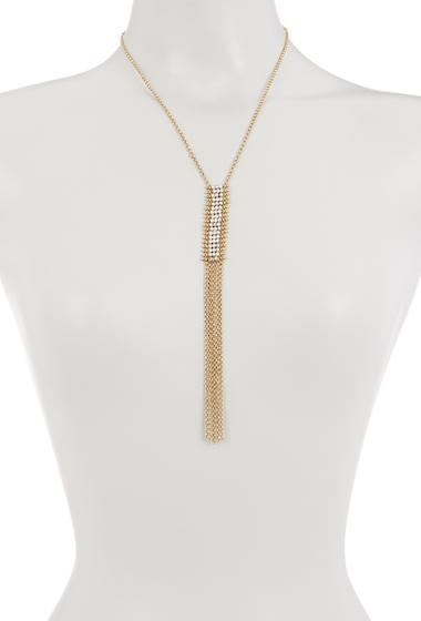 Bijuterii Femei Lucky Brand Long Tie Necklace MULTI