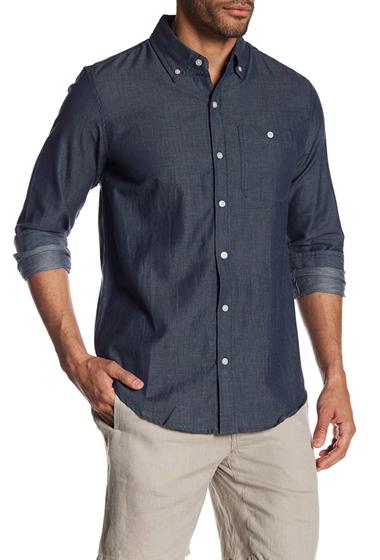 Imbracaminte Barbati Ezekiel Hanford Woven Shirt NAVY