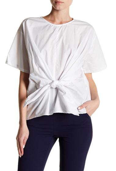 Imbracaminte Femei Do Be Tie Front Top WHITE