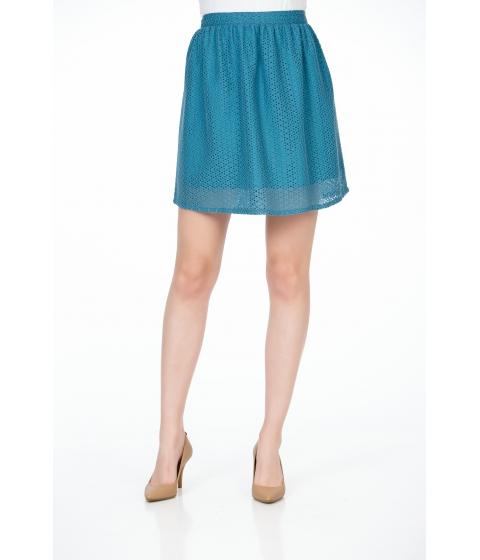 Imbracaminte Femei Be You Fusta albastra din dantela Multicolor