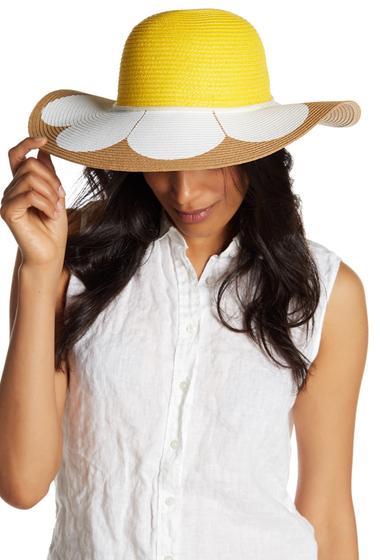 Accesorii Femei Collection Xiix Daisy Floppy Hat YELLOW