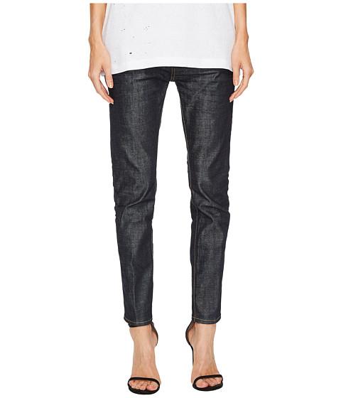 Imbracaminte Femei DSQUARED2 Cool Girl Dark Wash Jeans in Blue Blue