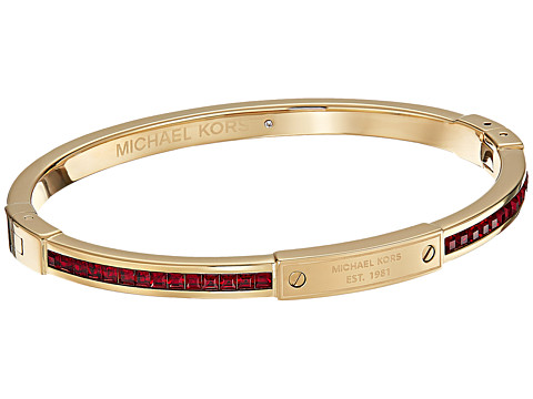 Bijuterii Femei Michael Kors Color Crush Slim Bracelet Bangle Gold