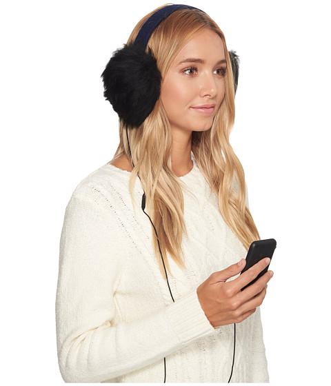 Accesorii Femei UGG Wool Wired Earmuff New Navy