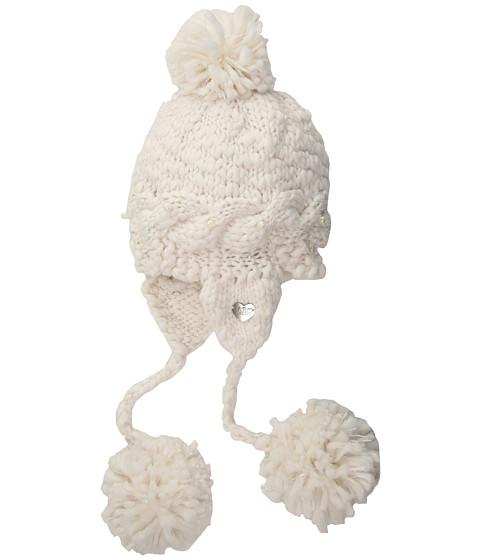 Accesorii Femei Betsey Johnson Pearly Girl Earflap Hat Ivory