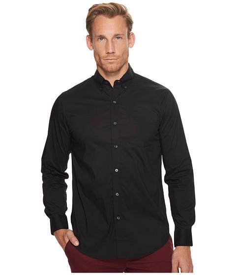 Imbracaminte Barbati Dockers Long Sleeve Stretch Woven Shirt Black