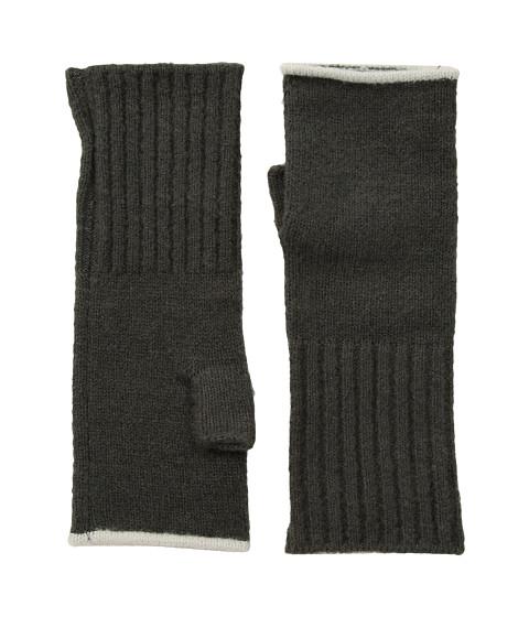 Accesorii Femei Echo Design Echo Soft Stretch Fingerless Gloves Magnet