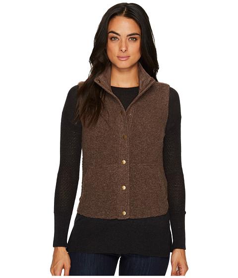 Imbracaminte Femei ToadCo Sheridan Sherpa Vest Stout Brown