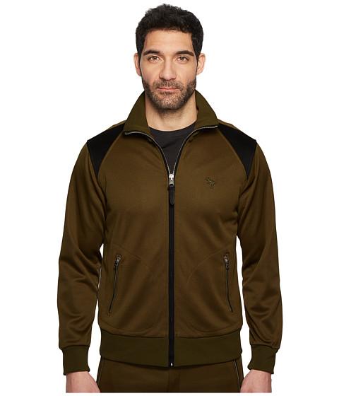 Imbracaminte Barbati COACH Track Jacket MilitaryBlack