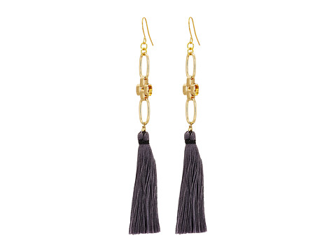 Bijuterii Femei Marc Jacobs The Faith Tassel Earrings Grey