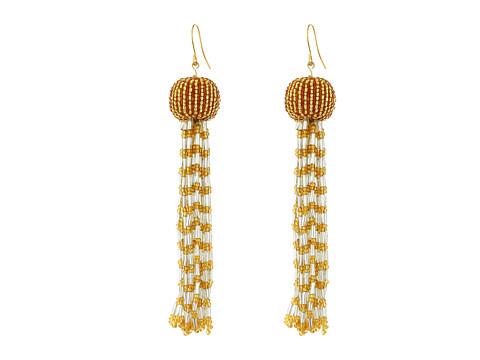 Bijuterii Femei Marc Jacobs The Antoinette Earrings Gold
