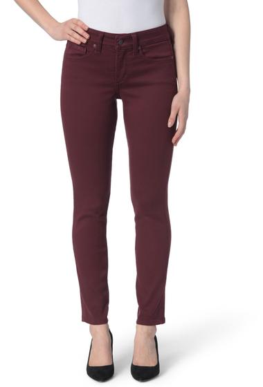 Imbracaminte Femei NYDJ Ami Colored Stretch Skinny Jeans Regular Petite DEEP CURRA