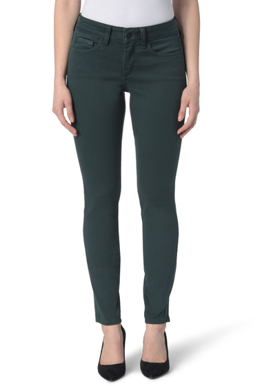 Imbracaminte Femei NYDJ Ami Colored Stretch Skinny Jeans Regular Petite VERIDIAN
