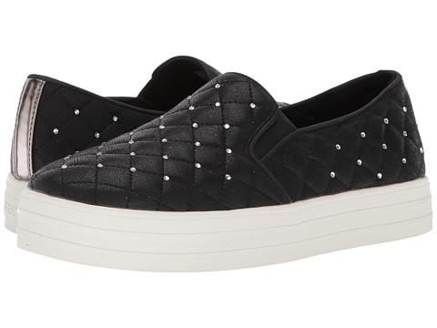 Incaltaminte Femei SKECHERS Double Up - Shoe-Vet Black
