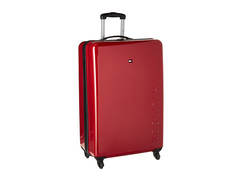 Genti Femei Tommy Hilfiger Bristol 28quot Upright Suitcase Red