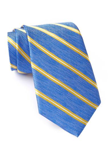 Accesorii Barbati Nautica Loret Stripe Silk Tie YELLOW