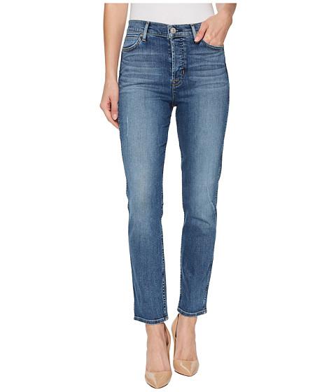 Imbracaminte Femei Hudson Holly High-Rise Crop Skinny Jeans in Babyface Babyface