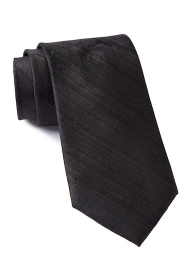 Accesorii Barbati Calvin Klein Watercolor Silk Tie BLACK