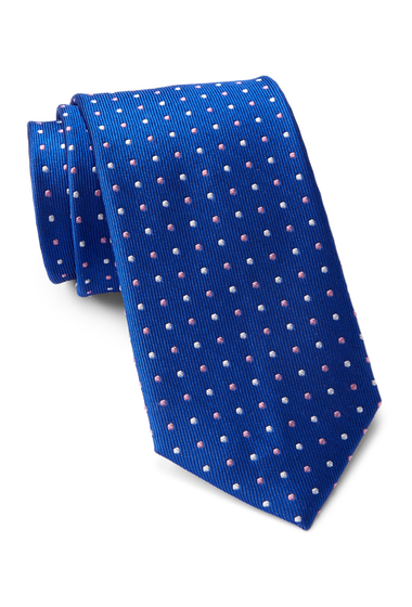 Accesorii Barbati Tommy Hilfiger Silk Multi Pin Dot Tie PINK