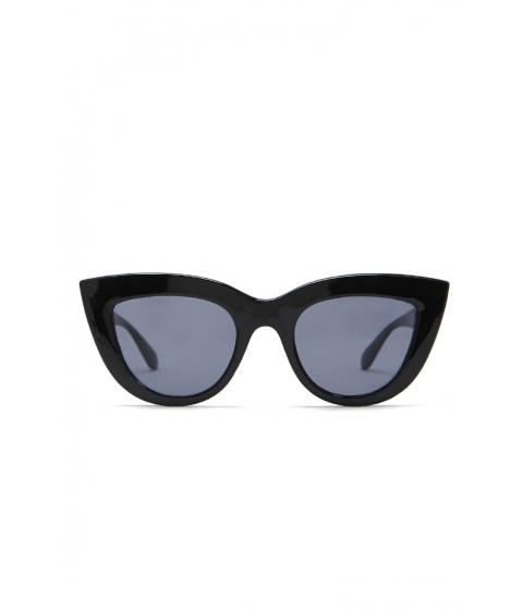 Ochelari Femei Forever21 Plastic Cat-Eye Sunglasses BLACKBLACK