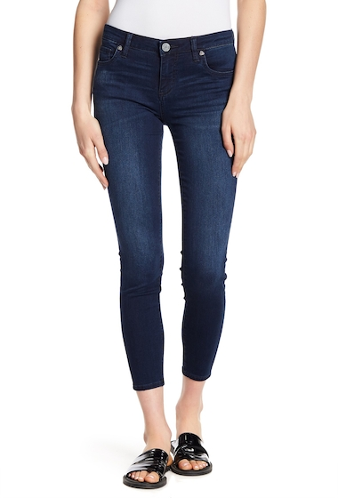 Imbracaminte Femei KUT from the Kloth Dakota Skinny Ankle Jeans CRANESBILL WEU