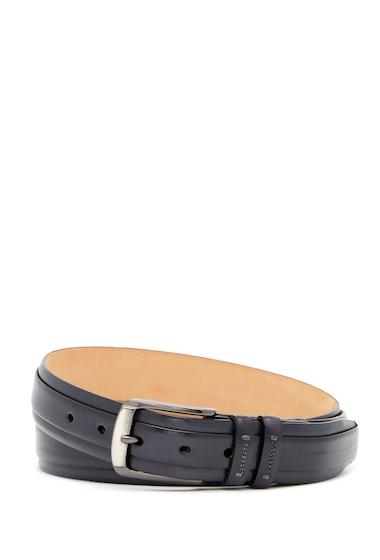 Accesorii Barbati Mezlan Diver Leather Belt ROYALBLUE