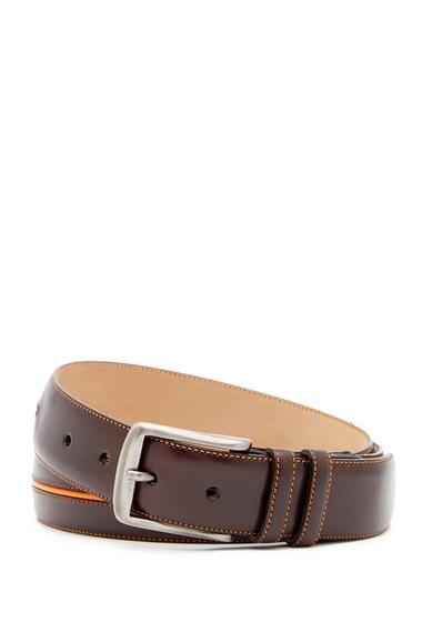 Accesorii Barbati Mezlan Parma Leather Belt BROWNORANG