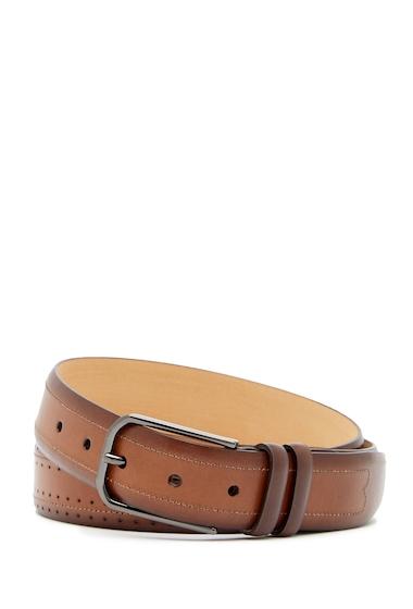 Accesorii Barbati Mezlan Diver Leather Belt BROWNTAN