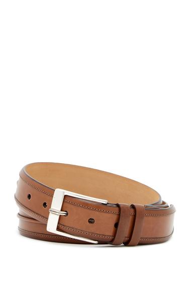 Accesorii Barbati Mezlan Parma Leather Belt TAN