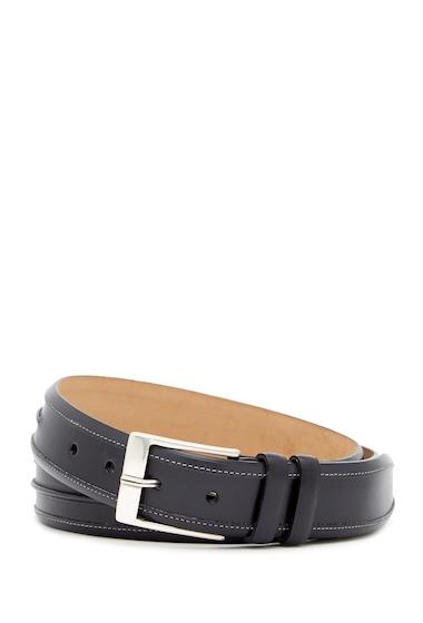 Accesorii Barbati Mezlan Parma Leather Belt BLUE