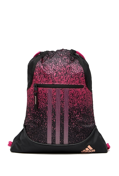 Genti Femei adidas Alliance Sublimated Prime Sackpack MED PINK