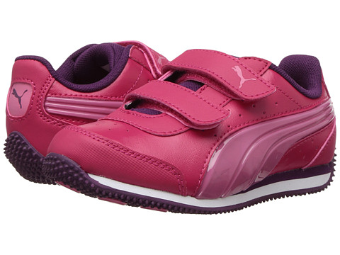 Incaltaminte Fete PUMA Speed Light Up Power V (Toddler) Love PotionRapture Rose