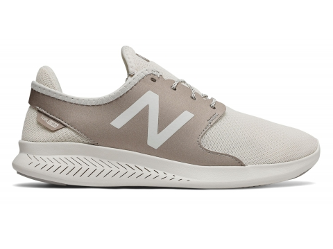 Incaltaminte Femei New Balance Womens FuelCore Coast v3 Off White with Grey