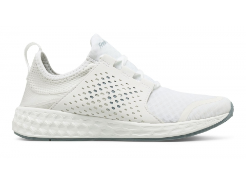 Incaltaminte Femei New Balance Fresh Foam Cruz White
