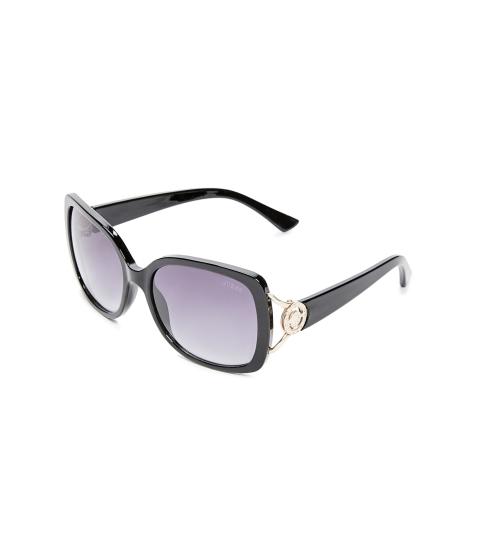 Ochelari Femei GUESS Logo Plastic Sunglasses black