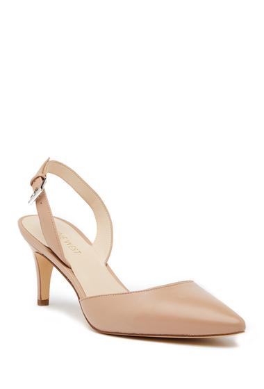 Incaltaminte Femei Nine West Epiphany Slingback Sandal - Wide Width Available LT NATU LE